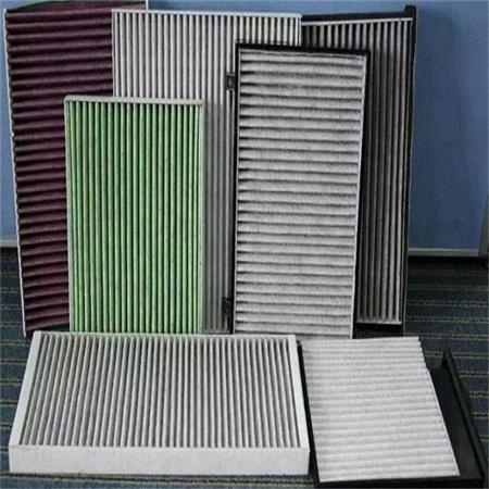 Bull-Air-Filter-Skeleton-Nonwoven-Fabric-JiatecAirFilter
